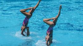 Synchronized Swimming Photo#1
