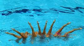 Synchronized Swimming Photo#2