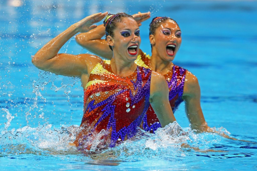 Synchronized Swimming wallpapers HD