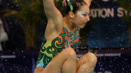 Synchronized Swimming Wallpaper For Mobile