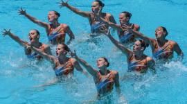 Synchronized Swimming Wallpaper Free