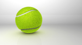 Tennis Ball Desktop Wallpaper