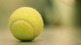 Tennis Ball Desktop Wallpaper HQ