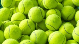 Tennis Ball High Quality Wallpaper