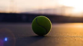 Tennis Ball Wallpaper For PC
