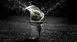 Tennis Ball Wallpaper Full HD