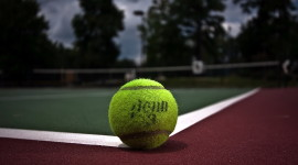 Tennis Ball Wallpaper HD
