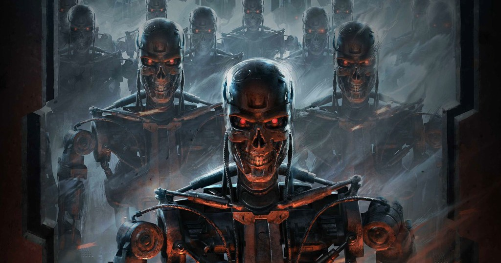 Terminator Resistance wallpapers HD