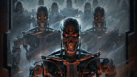 Terminator Resistance wallpapers high quality