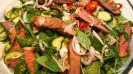 Thai Beef Salad Photo