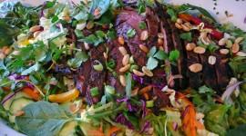 Thai Beef Salad Photo Download