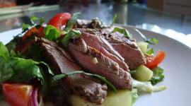 Thai Beef Salad Photo Free