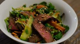 Thai Beef Salad Photo Free#1