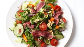 Thai Beef Salad Picture Download