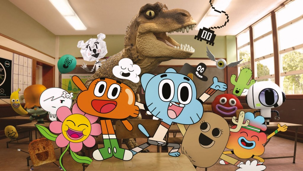 The Amazing World Of Gumball wallpapers HD