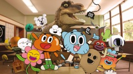 The Amazing World Of Gumball Best Wallpaper