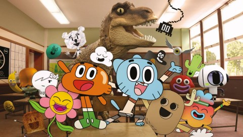 The Amazing World Of Gumball wallpapers high quality