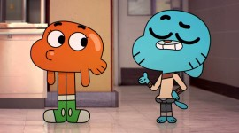 The Amazing World Of Gumball Desktop Wallpaper For PC