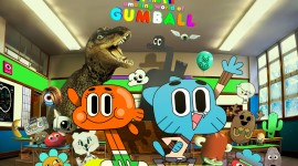 The Amazing World Of Gumball High Quality Wallpaper