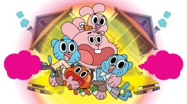 The Amazing World Of Gumball Wallpaper Download