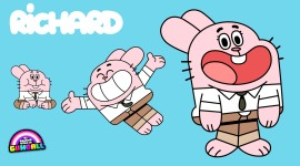 The Amazing World Of Gumball Wallpaper For PC