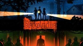 The Blackout Club Wallpaper