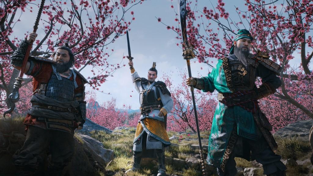 Total War Three Kingdoms wallpapers HD