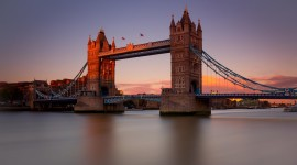 Tower Bridge Desktop Wallpaper For PC