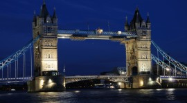 Tower Bridge Desktop Wallpaper Free