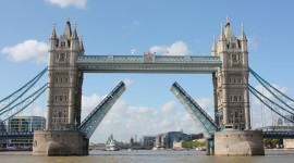 Tower Bridge High Quality Wallpaper
