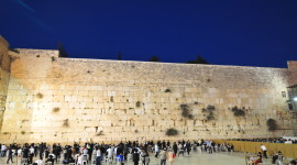 Wailing Wall Aircraft Picture