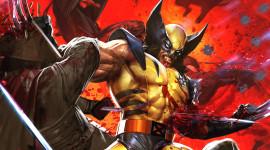 Wolverine Art Wallpaper Desktop Wallpaper HD