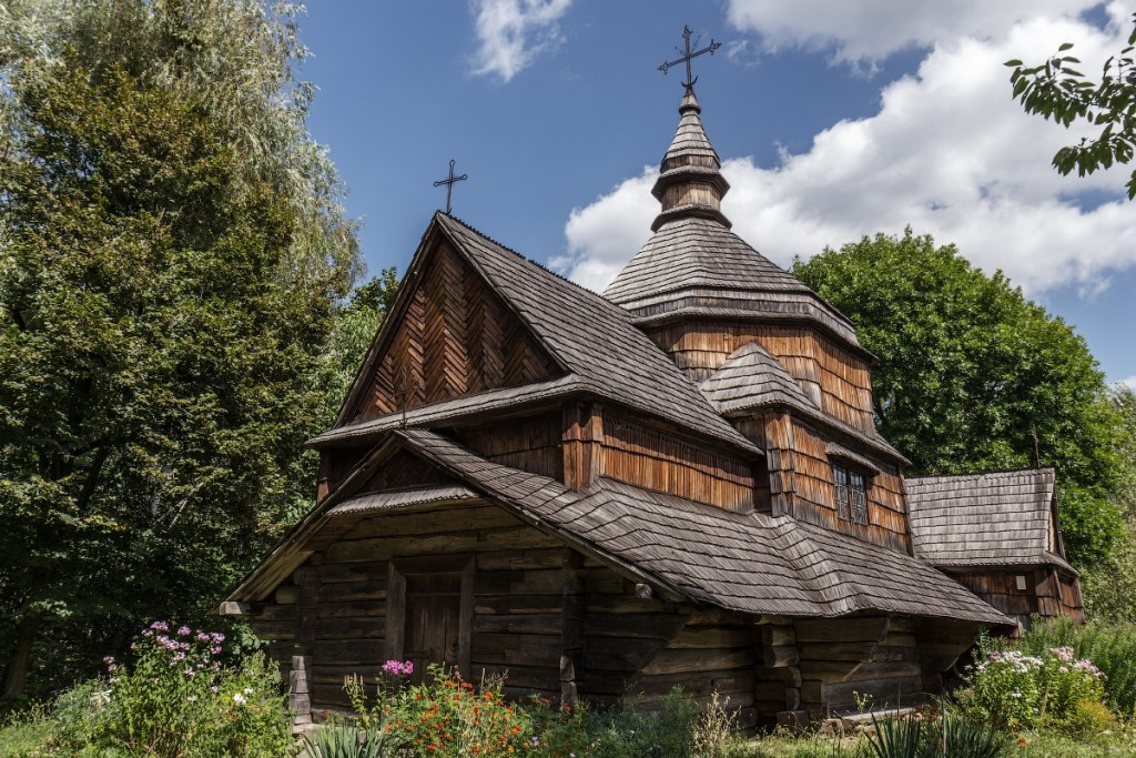 Wooden Church wallpapers HD