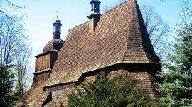 Wooden Church Wallpaper Gallery