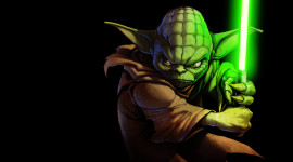 Yoda Desktop Wallpaper HD