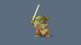 Yoda Desktop Wallpaper HQ