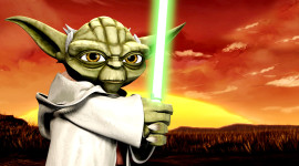 Yoda Wallpaper For PC