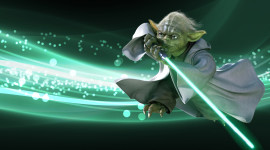 Yoda Wallpaper High Definition