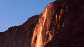 Yosemite Firefall Best Wallpaper
