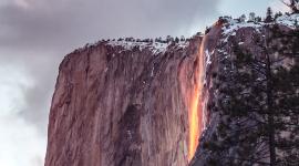 Yosemite Firefall Wallpaper 1080p