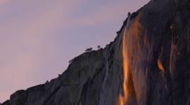 Yosemite Firefall Wallpaper Download Free
