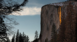 Yosemite Firefall Wallpaper For Desktop