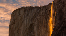 Yosemite Firefall Wallpaper High Definition
