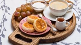 4K Breakfast On A Tray Photo Free#1