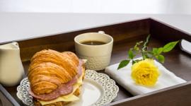 4K Breakfast On A Tray Photo#1