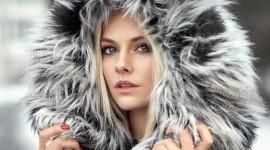 4K Girl Fur Model Wallpaper For Desktop