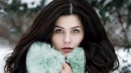 4K Girl Fur Model Wallpaper Gallery