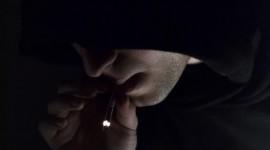 4K Man Cigarette Wallpaper For Mobile#1