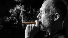 4K Man Cigarette Wallpaper For PC