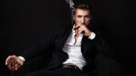 4K Man Cigarette Wallpaper HQ